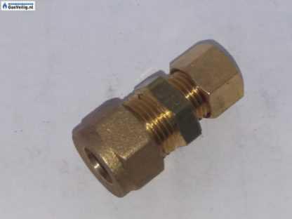 verloop 8 x 10 mm knel