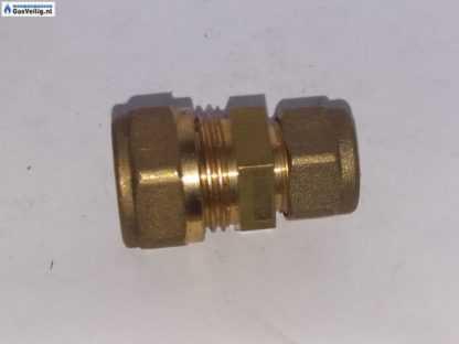 knelkoppeling 8 x 12 mm